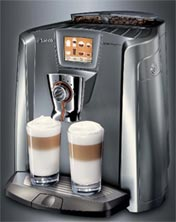 Beans Coffee Machine